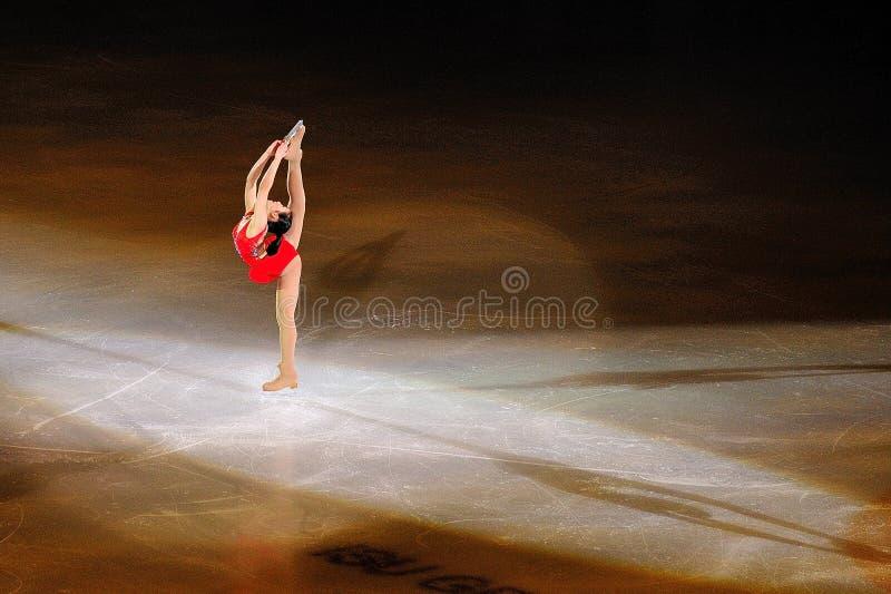 Cup of China ISU Grand Prix of Figure Skating 2011 royalty free stock photos