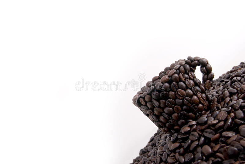 Cup of coffe stock images