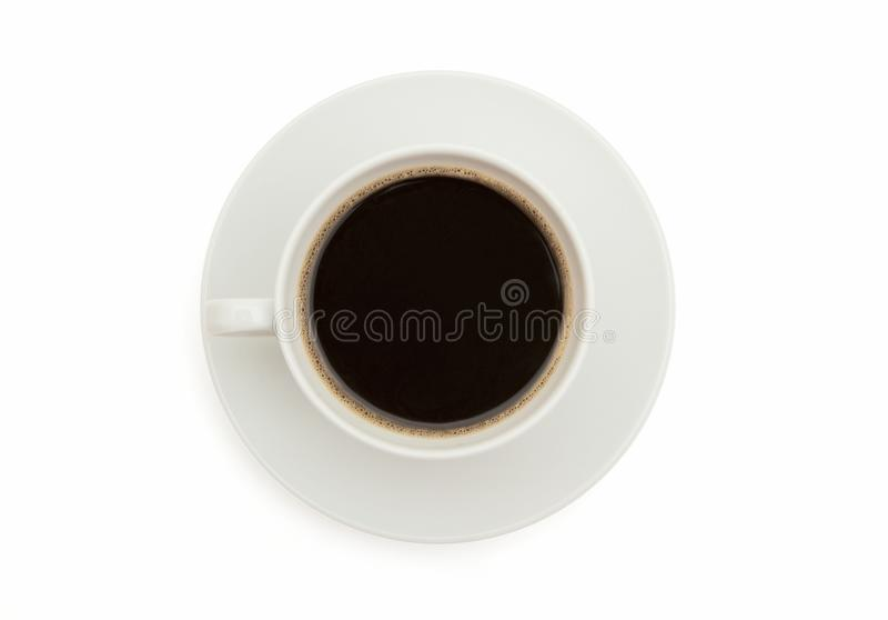 Download Cup of coffee stock photo. Image of espresso, drink, cappuccino - 14262830