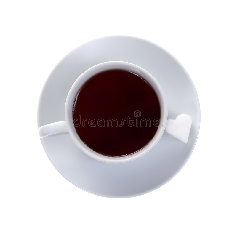 Download Cup of coffee stock image. Image of wakeup, brown, morning - 1740275