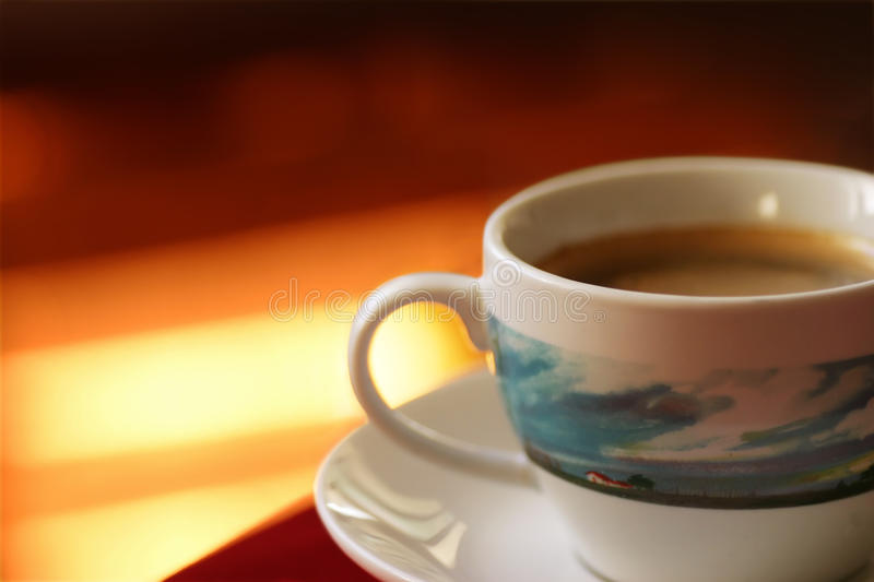 Download Cup of coffee stock image. Image of turkish, caffeine - 22913879