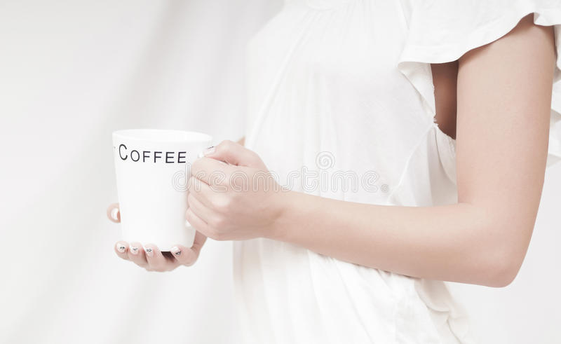 Download Cup Of Coffee Royalty Free Stock Image - Image: 23788316