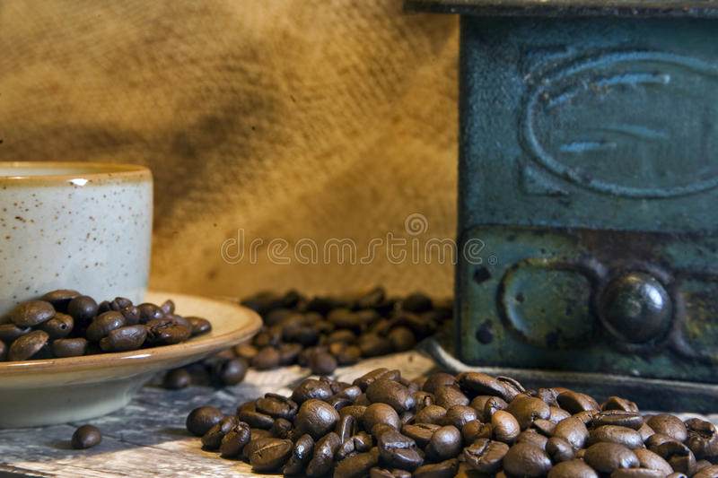 Download Cup of coffee stock photo. Image of aroma, energy, black - 24936014