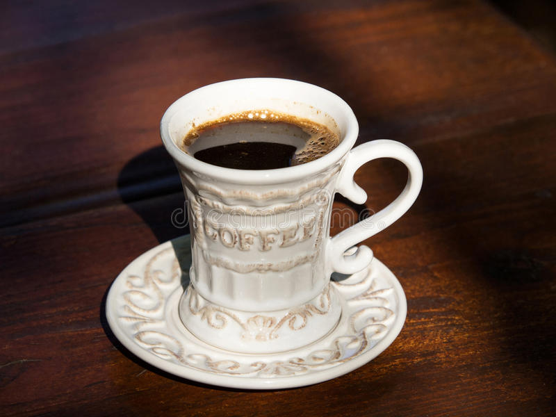 Download Cup of coffee stock image. Image of background, isolated - 26498933