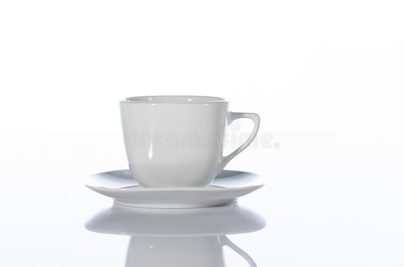 Download Cup of coffee stock image. Image of morning, blank, fresh - 26507691