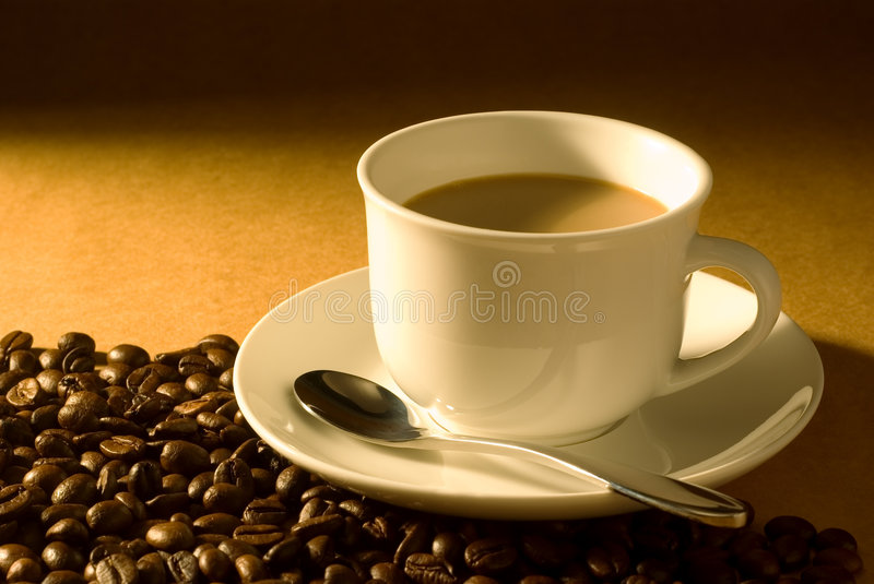 Download Cup Of Coffee Stock Image - Image: 3642281