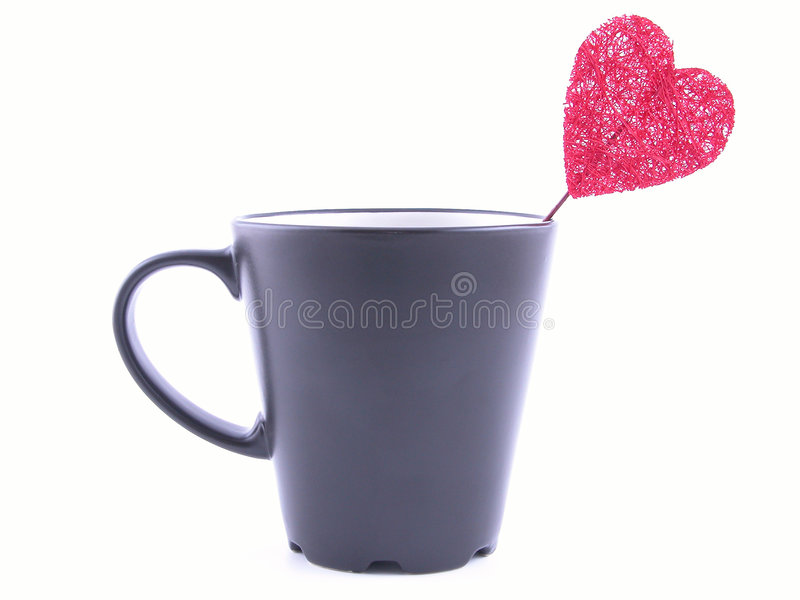 Download Cup of coffee stock photo. Image of valentines, everyday - 481386