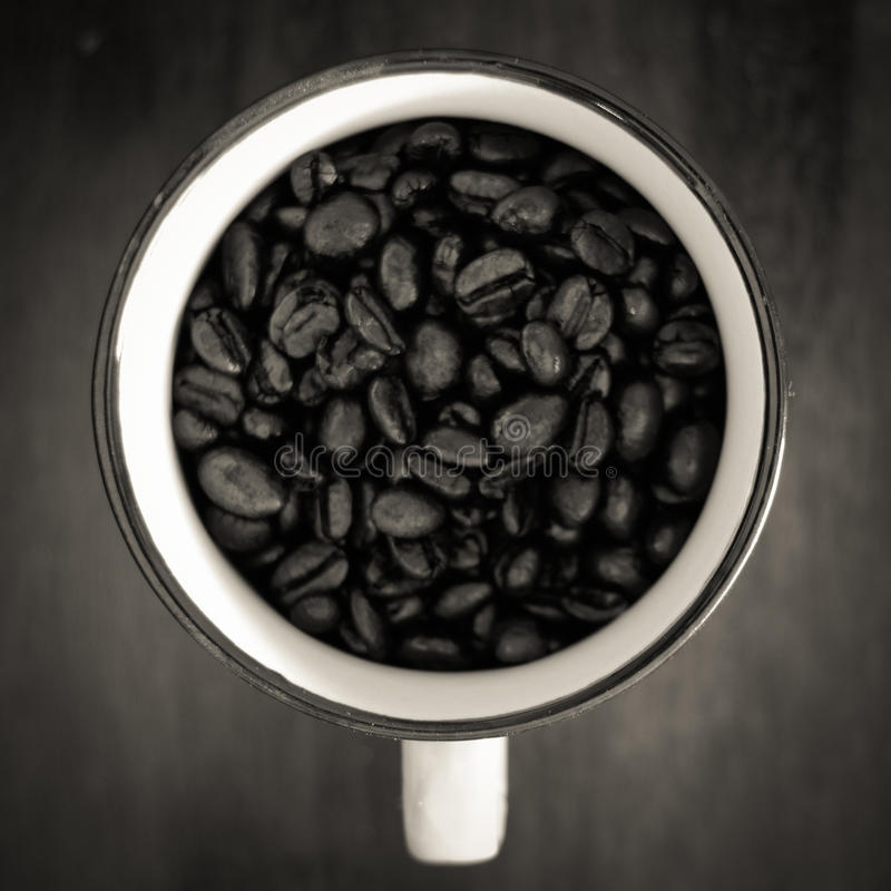 Cup coffee stock photography