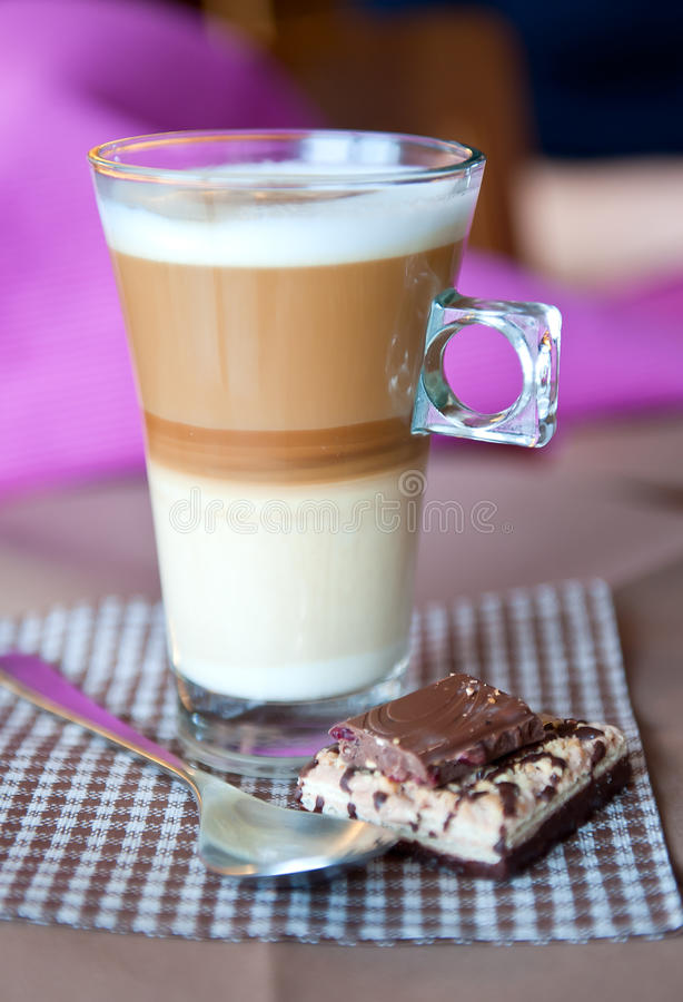Download Cup Of Coffee Latte Stock Photos - Image: 23601613