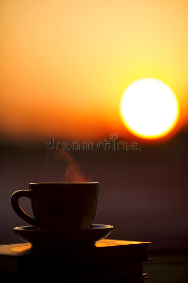 A cup of coffee2 royalty free stock photo