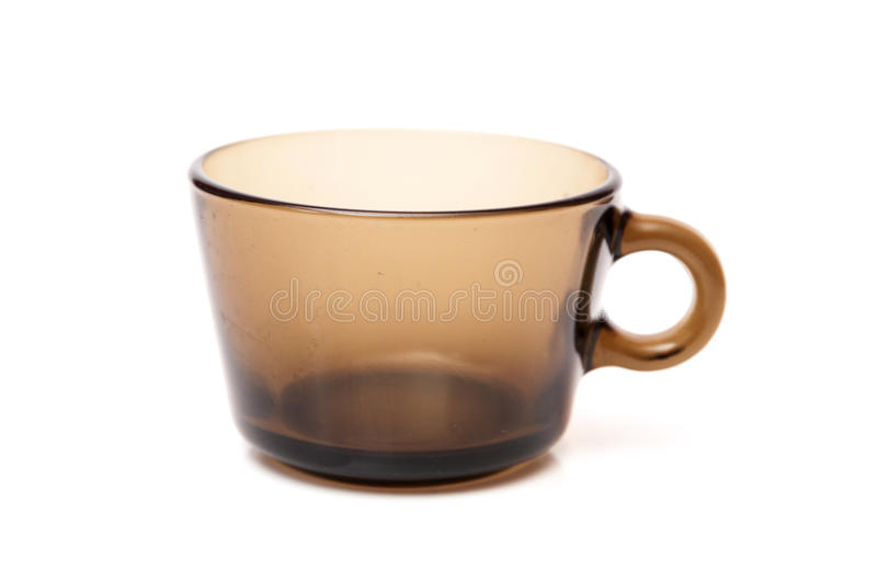 Download Cup of coffee stock image. Image of reflection, white - 39503275