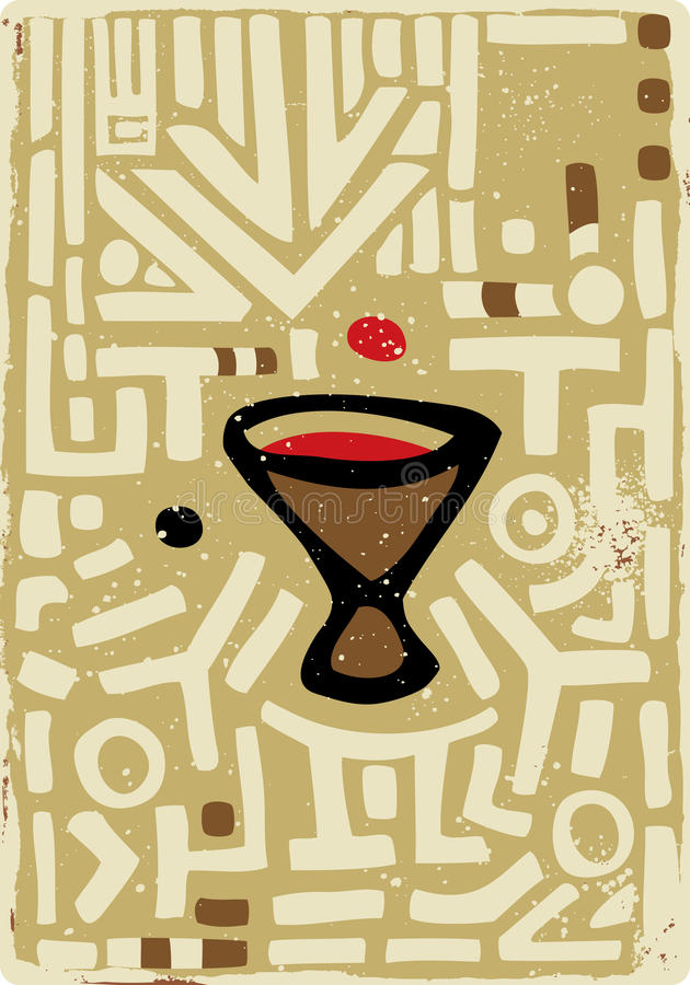 Download Cup With A Drink Stock Image - Image: 21333581