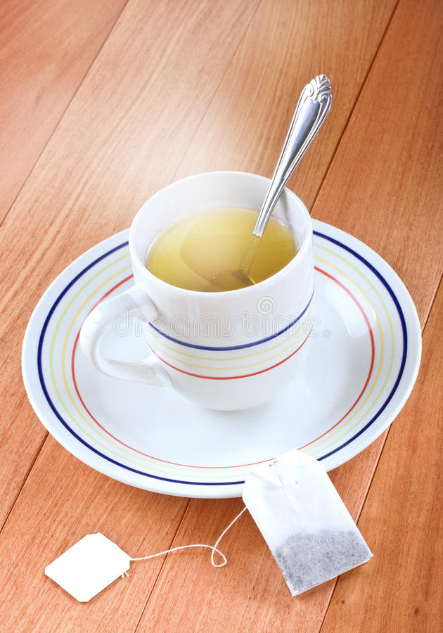 Download A Cup Of Freshly Brewed Hot Tea Stock Images - Image: 12850404