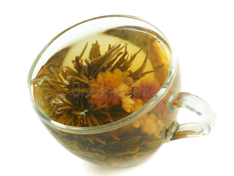Download Cup with herbal tea stock photo. Image of aroma, light - 6688642