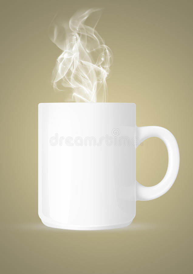 Download Cup Of Hot Cofee Royalty Free Stock Photos - Image: 23593148