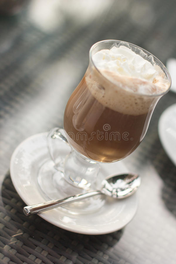 Download A Cup Of Irish Coffee Stock Photography - Image: 36588022
