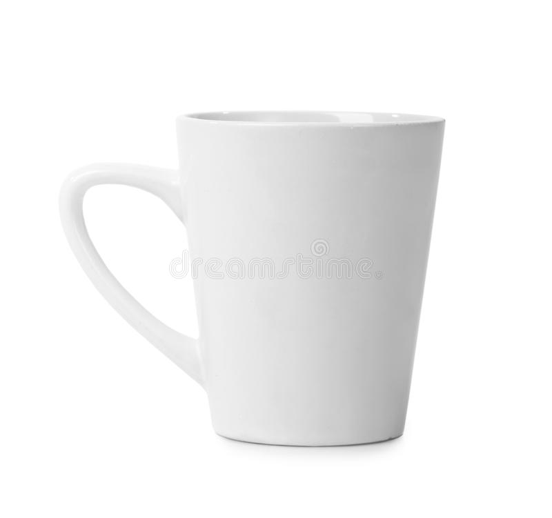 Cup isolated royalty free stock photography