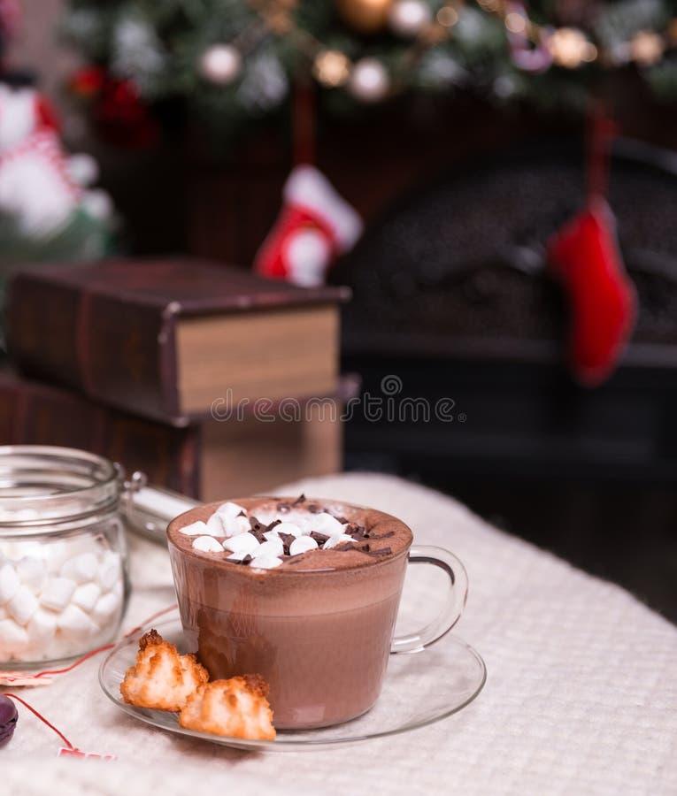 Cup Kakao lizenzfreies stockfoto