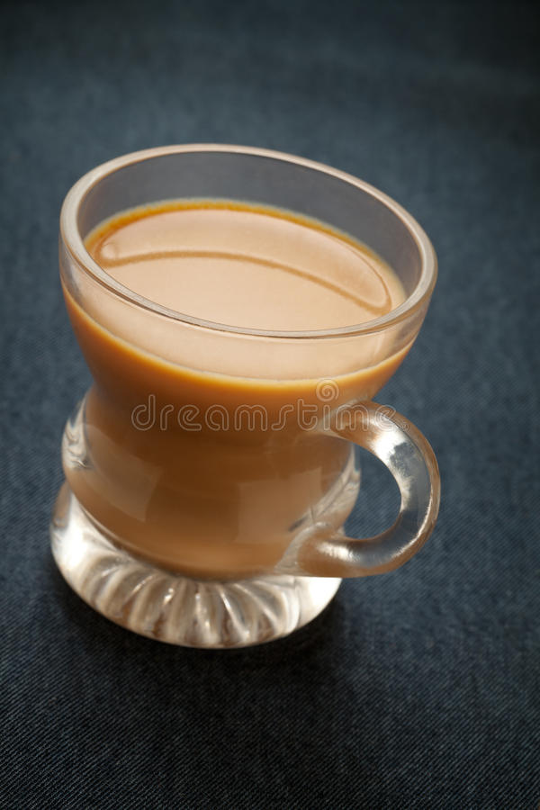 Cup Of Milk Tea Stock Image - Image: 25942951
