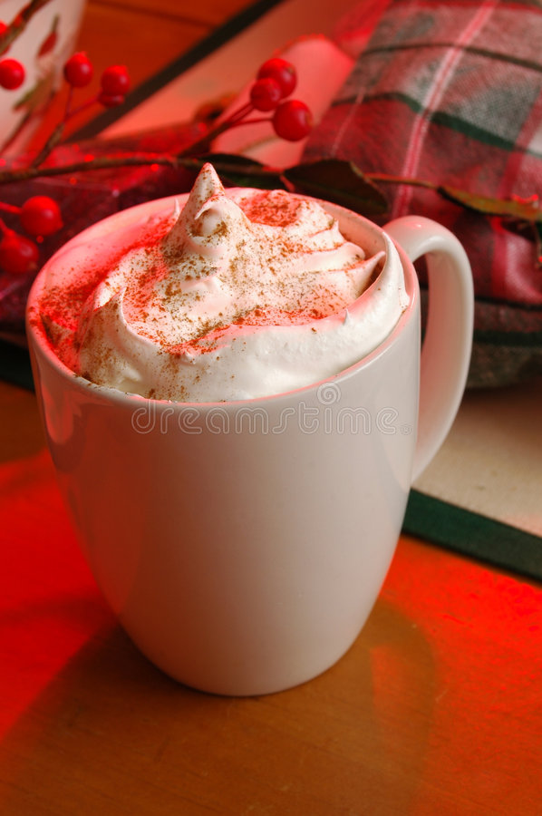 Download Cup of mocha stock image. Image of dairy, winter, warmth - 1701423