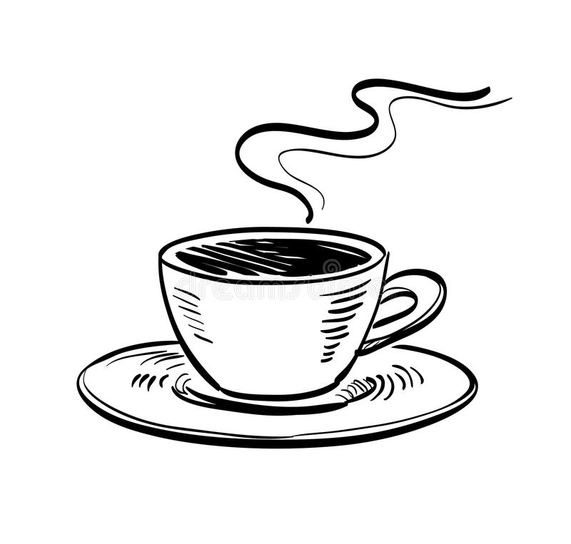 Free Cup Of Coffee. Royalty Free Stock Photos - 107288348