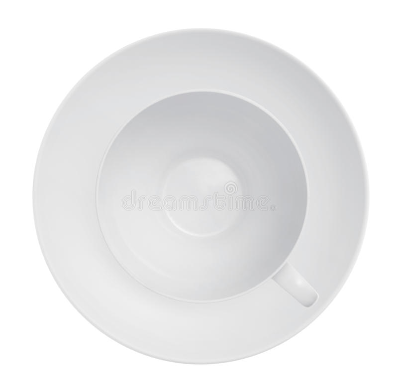 Download Cup and saucer stock photo. Image of lunch, tableware - 17474798