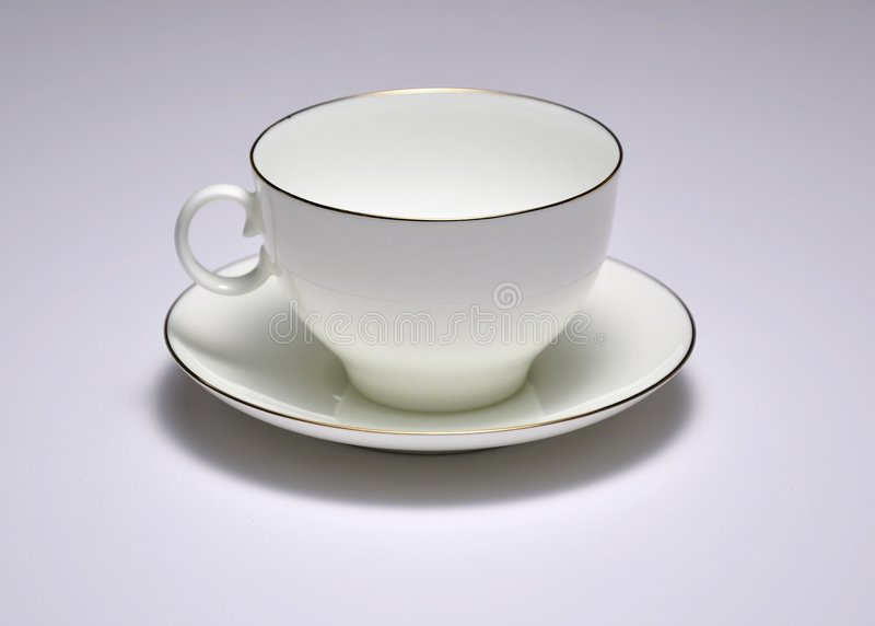 Download Cup And Saucer Royalty Free Stock Image - Image: 7932026