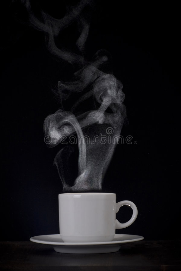 Download Cup with steam stock photo. Image of aroma, steam, rest - 6166946