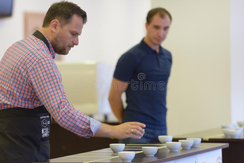 Download Cup Tasters Championship Editorial Photography - Image: 31360342