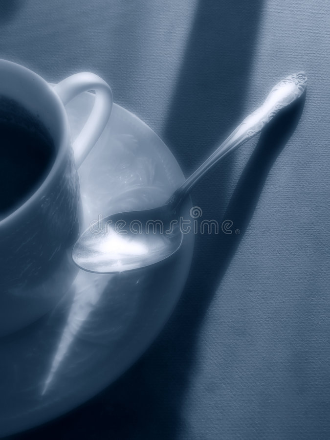 Cup of tea . stock image