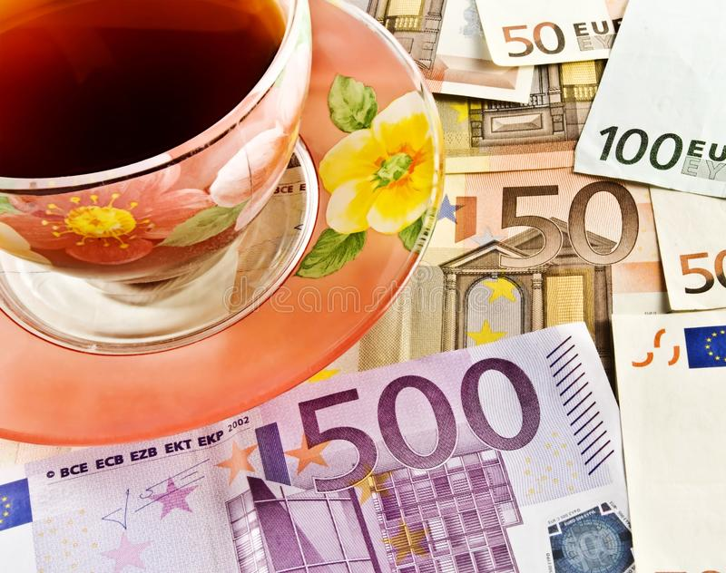 Download Cup of tea 1 stock photo. Image of cost, expenses, decision - 9842784