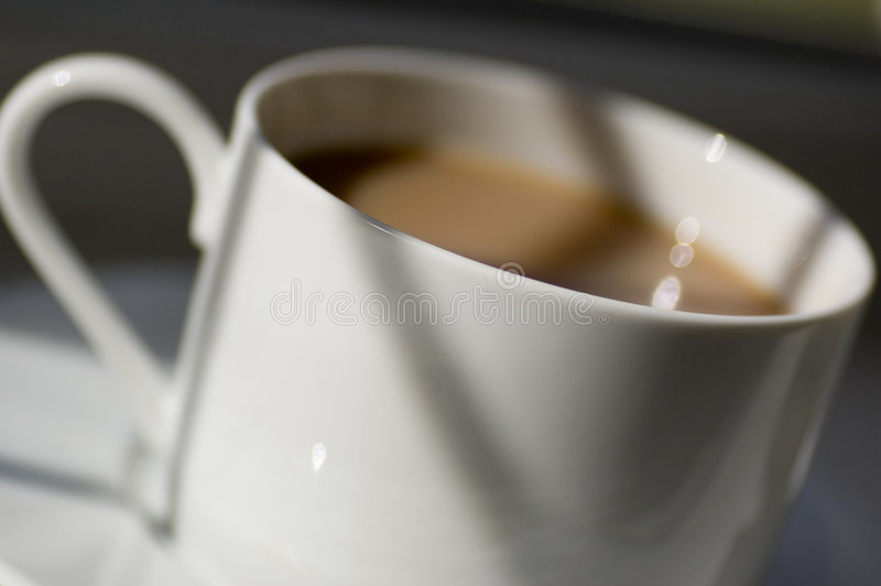 Cup of tea royalty free stock image