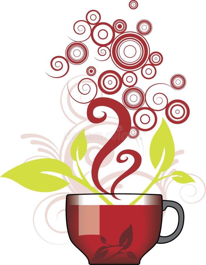 Cup of Tea vector illustration