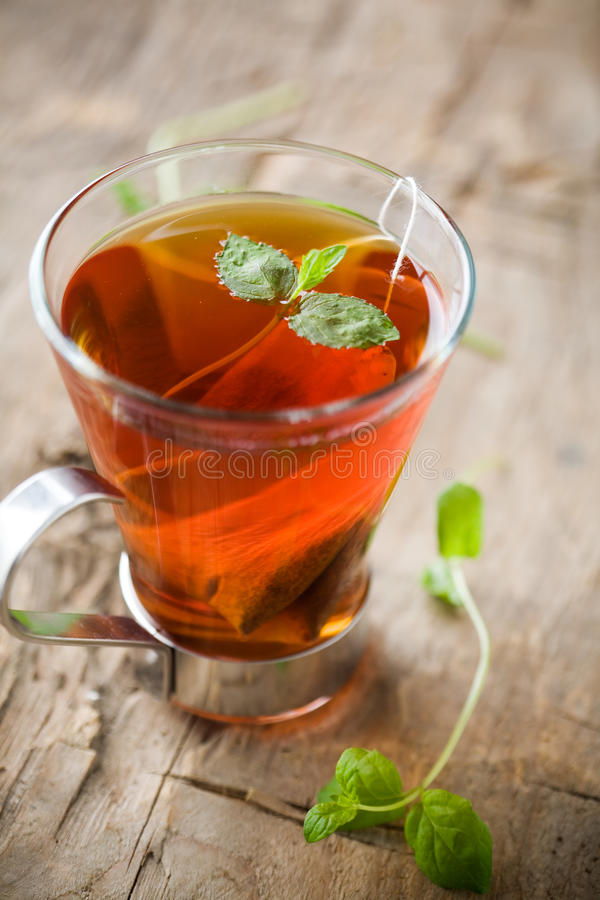Download Cup of tea stock photo. Image of drink, object, green - 18271908