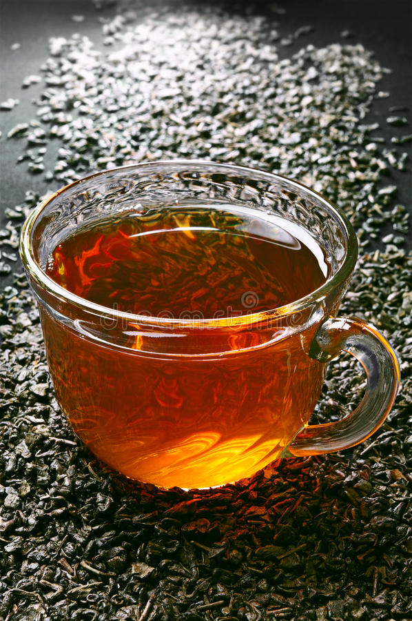 Download Cup of tea stock photo. Image of food, eating, yellow - 24346874