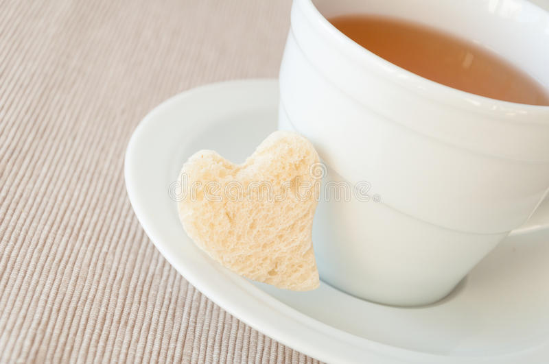 Download Cup of tea stock photo. Image of love, breakfast, loving - 28872202