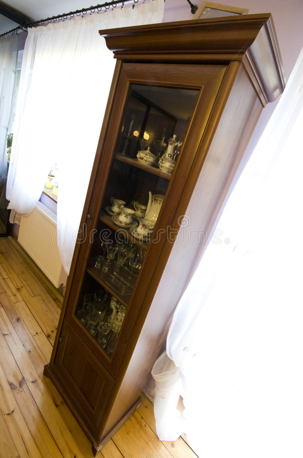 Cupboard royalty free stock images