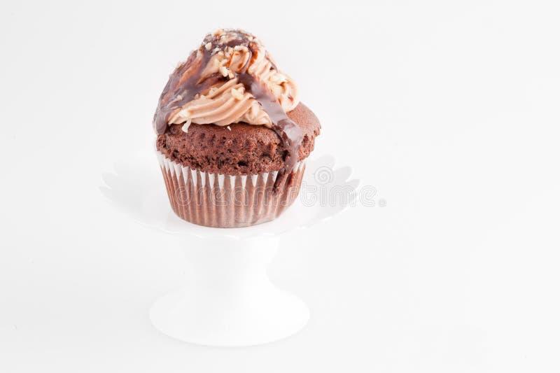 cupcake απομονωμένος στοκ εικόνα με δικαίωμα ελεύθερης χρήσης