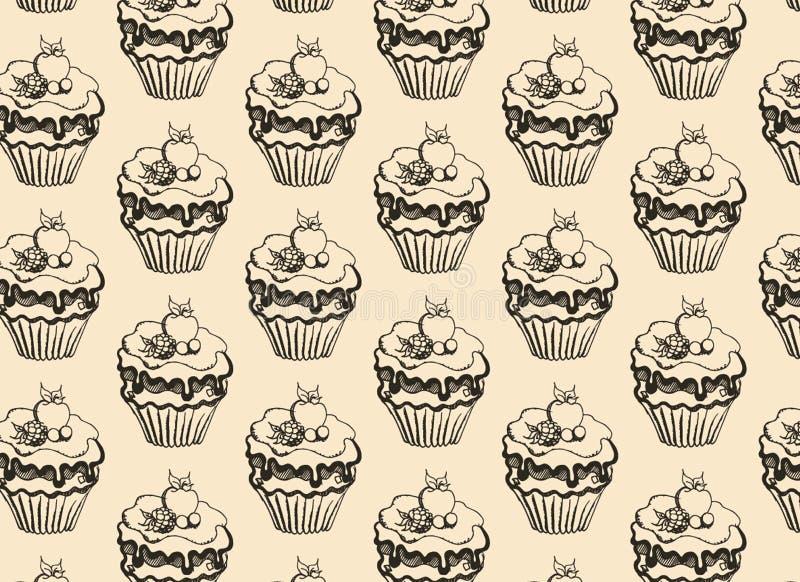 cupcake γλυκό στοκ φωτογραφία με δικαίωμα ελεύθερης χρήσης
