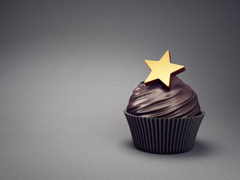 Cupcake απεικόνιση αποθεμάτων