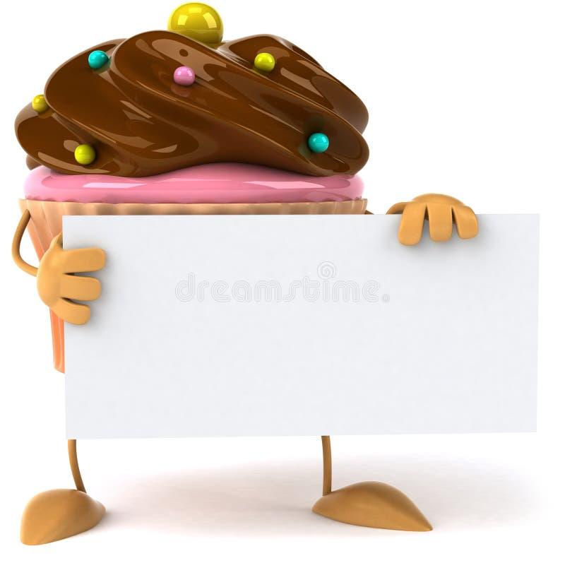 cupcake ελεύθερη απεικόνιση δικαιώματος