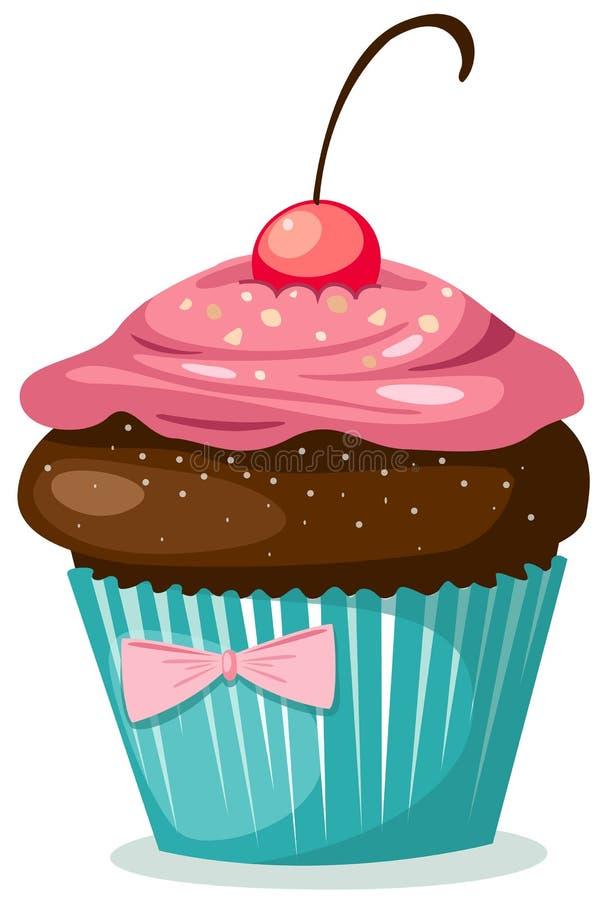 Cupcake stock illustration