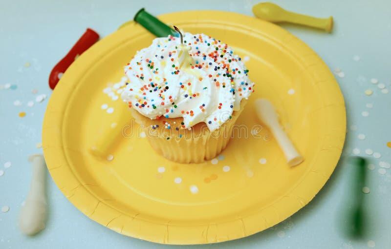 Download Cupcake stock photo. Image of confetti, happy, delicious - 175958