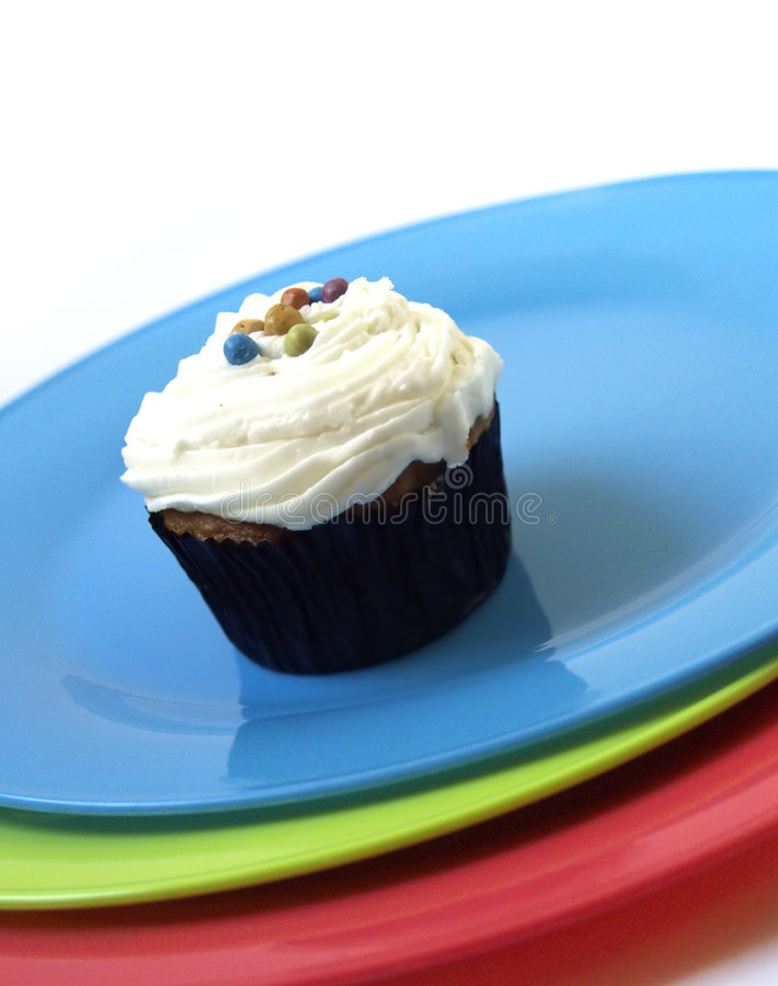 Cupcake 2 royalty free stock photo