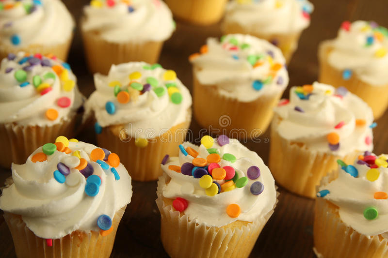 Download Cupcake stock image. Image of candy, sprinkles, lunch - 27787675