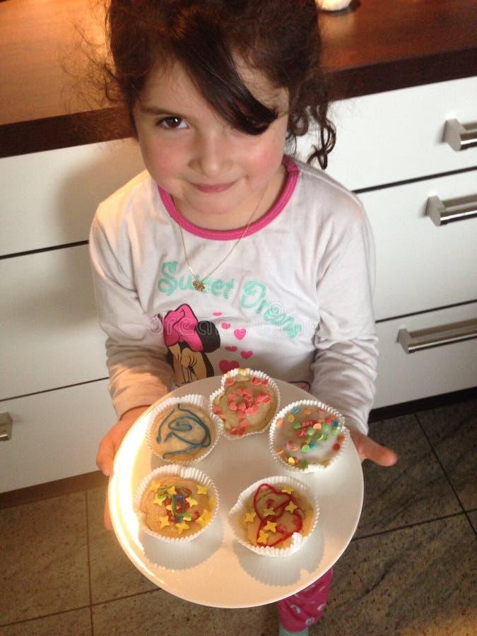 cupcake stock foto