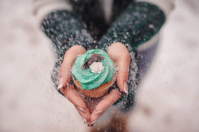 Download Cupcake fotografia stock. Immagine di evento, decorazione - 56892040
