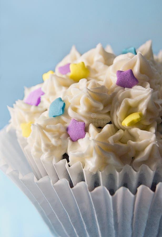 Cupcake royalty-vrije stock foto's
