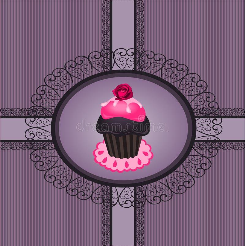 Free Cupcake Vintage 1 Stock Images - 23932904