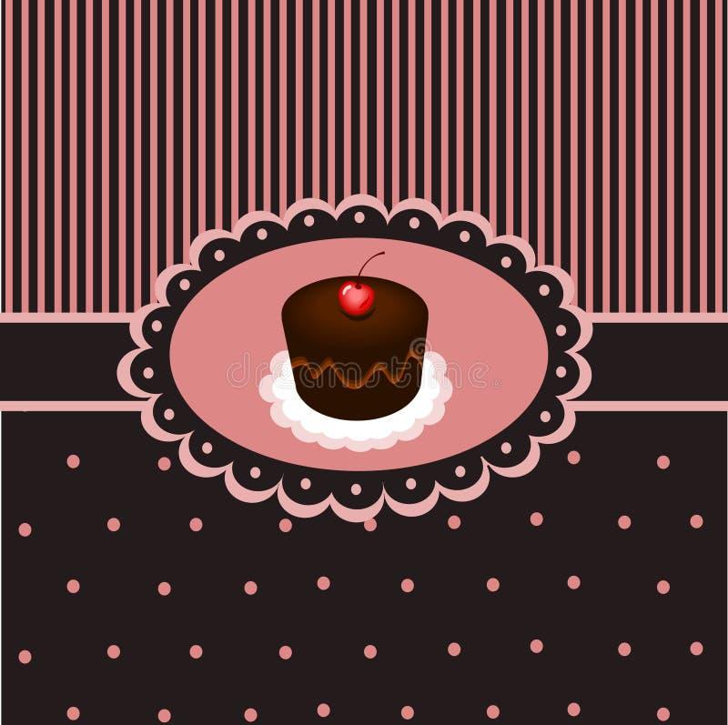 Free Cupcake Vintage 3 Stock Photo - 24136250